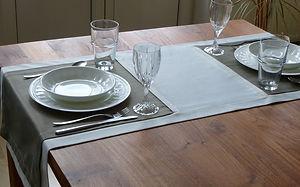 elegante Tischläufer