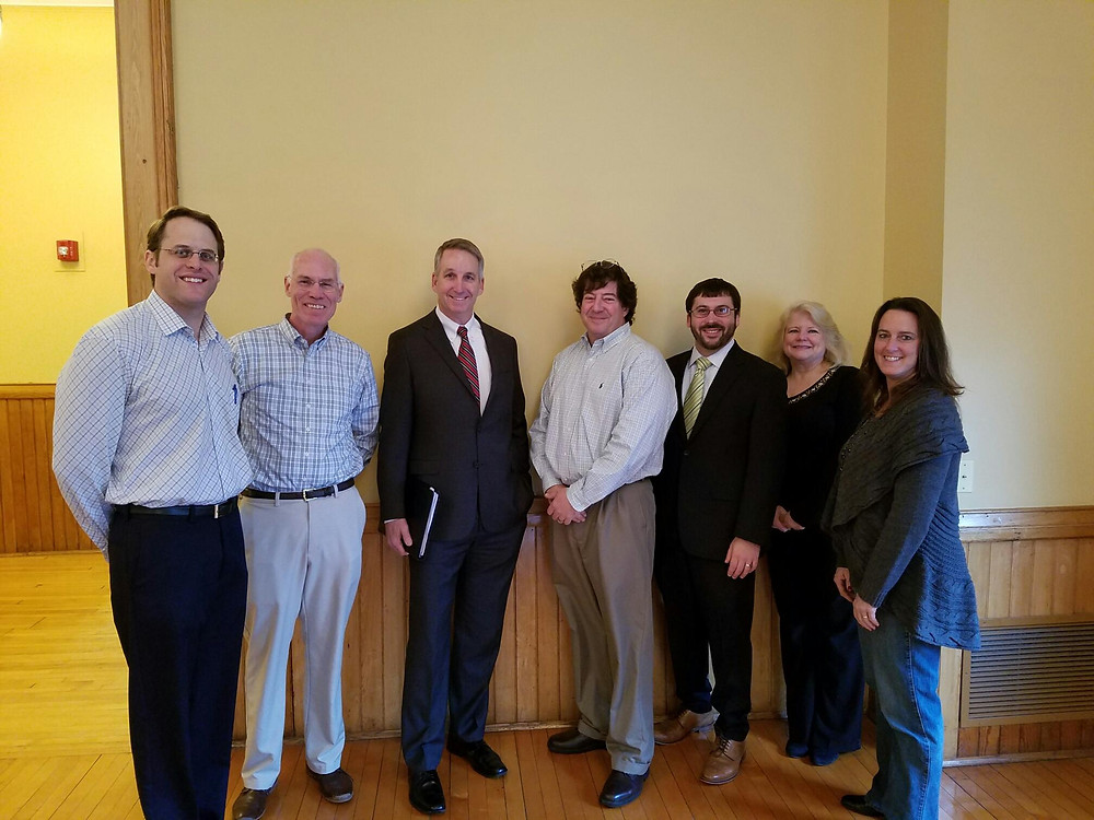CEF Board of Directors with Albis and Brown