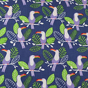 Poly Cotton Toucan Navy.JPG