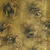 Brolga Dreaming Gold.JPG