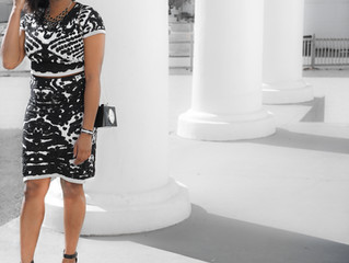 Life Is Not Black & White--But Your Season Transition Clothes Should Be...