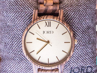 Wood You Have Time? My JORD Watch Review and Contest
