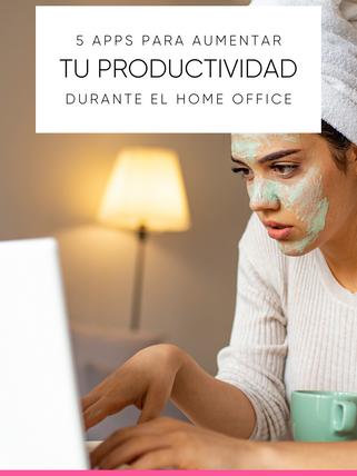 Apps que necesitas para impulsar tu productividad