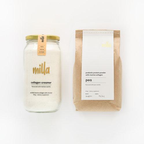 creamer & protein bundle