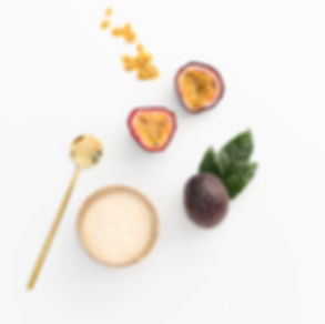 Passionfruit collagen powder