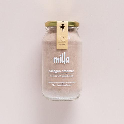 organic cocoa collagen creamer 175g