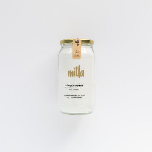 natural coconut collagen creamer 350g