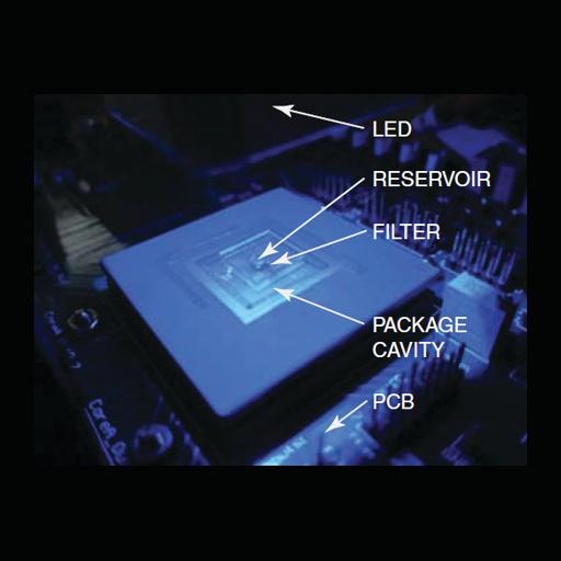 Fluorescence Imaging Microsystem