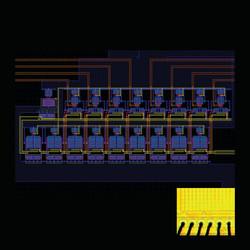 350nm 0.1-2GHz Digitally-Cont'd Osc.
