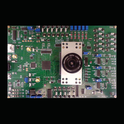 Camera-on-a-Chip Testbed