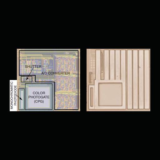 350nm Multi-Spectral Photogate