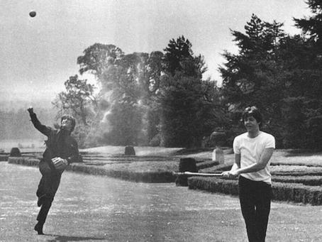 Charlie O and The Beatles  by John Rickenbach