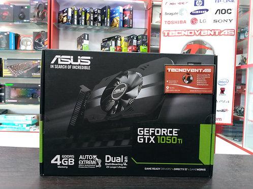 Tarjeta gráfica Asus GTX 1050Ti 4GB