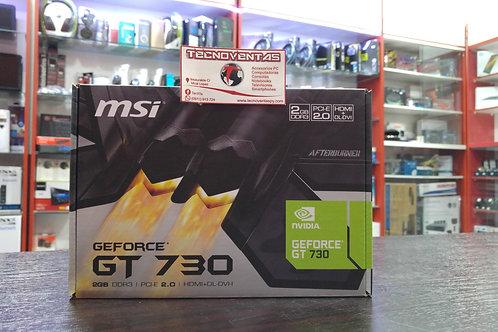Tarjeta gráfica MSI Nvidia 730 GT