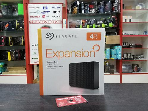 Disco externo Seagate Expansion 4TB