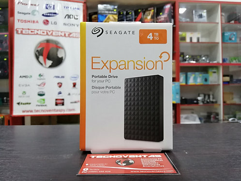 Disco externo Seagate Expansion 4TB