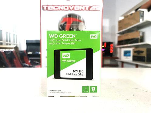 SSD 1TB Western Digital Green