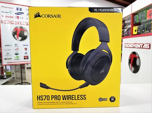 Auricular Gaming Corsair HS70 Pro Wireless