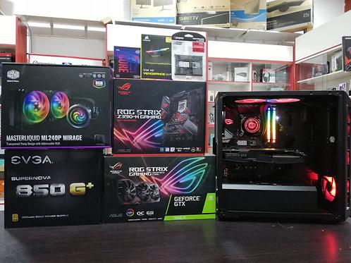 PC de escritorio  i7-9700KF + GTX 1660Ti