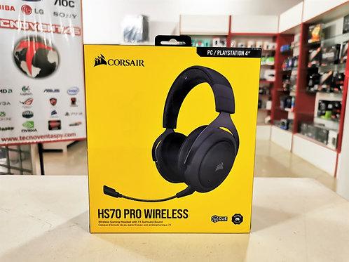 Auricular Gamer Corsair HS70 Pro Wireless