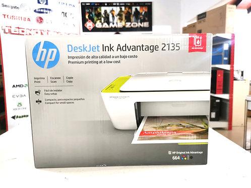 Impresora Multifunción HP 2135