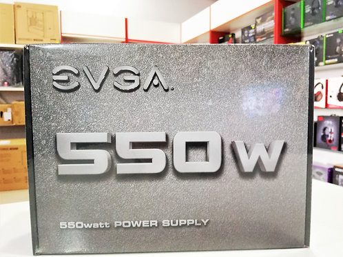 Fuente 550W EVGA