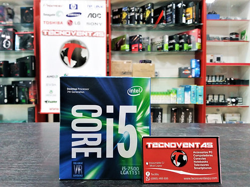 INTEL CORE I5-7500 LGA 1151