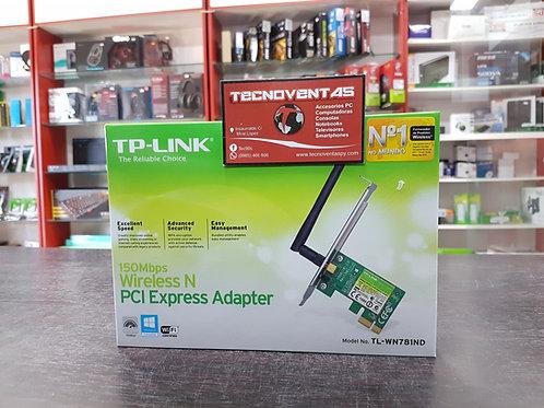 PCI Express Adaptador TP-LINK TL-WN781ND