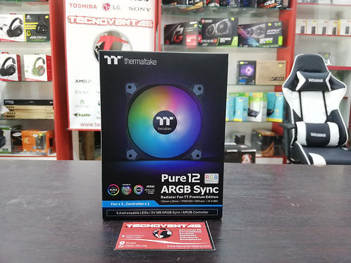 Cooler Thermaltake Pure 12 ARG Sync
