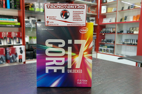 Procesador Intel Core i7-6700K LGA 1151