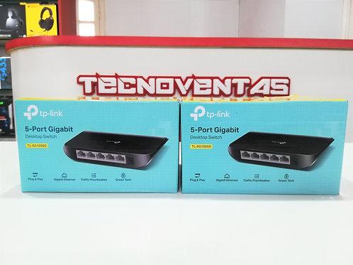 Switch TL-SG1005D 5 puertos
