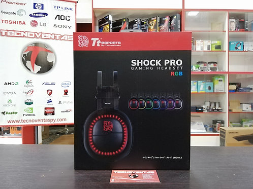 Auricular Gaming Thermaltake Shock Pro RGB