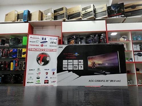Monitor Gamer AOC 35´´ 160Hz