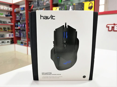 Mouse Gamer MMO Havit HV-MS735