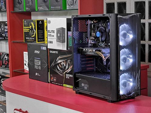 PC GAMING i5-9400F + 6GB GTX 1660Ti Gigabyte