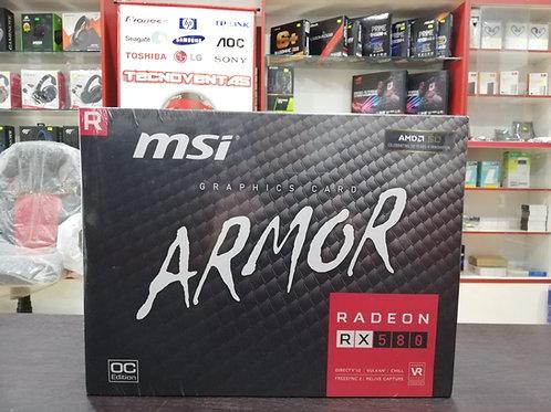 Tarjeta gráfica RX-580 8GB MSI ARMOR