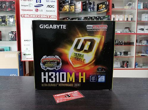 Placa madre Gigabyte H310M-H