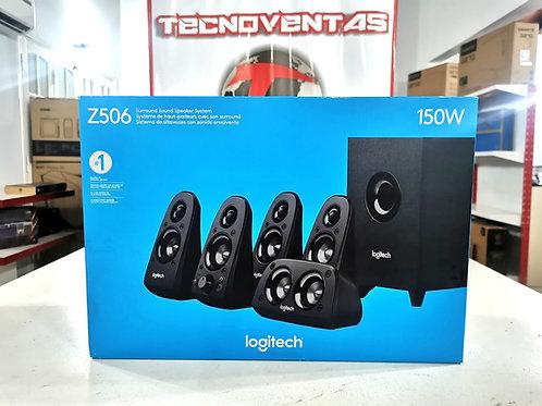 Sistema de audio 5.1 Logitech Z506