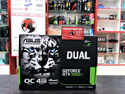 ASUS GTX 1050Ti 4GB OC DUAL