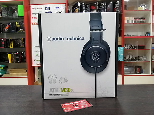 Auricular Profesional AUDIO-TECHNICA ATH-M30X
