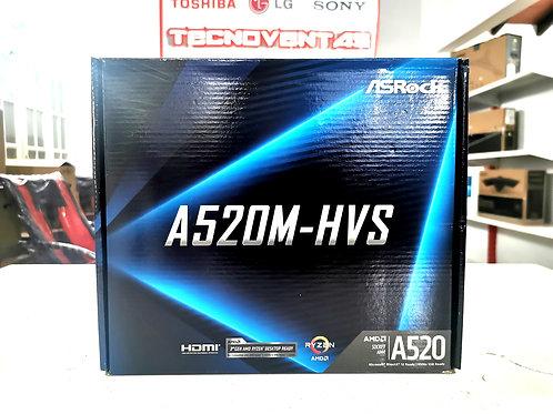 Placa madre Asrock A520M-HVS