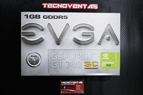 Tarjeta Grafica EVGA Geforce GT 740 NVIDIA 1GB