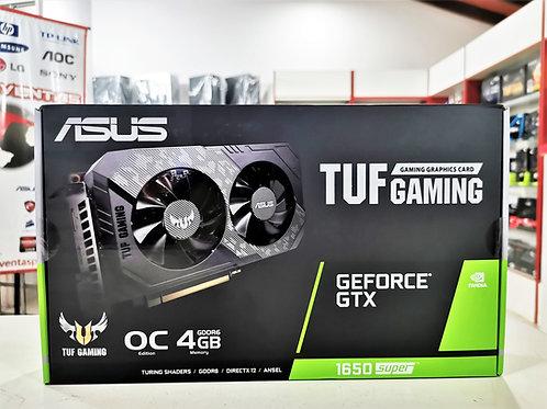 Tarjeta gráfica 4GB GTX 1650 Super ASUS TUF Gaming