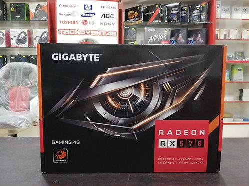 Tarjeta gráfica RX-570 4GB Gigabyte
