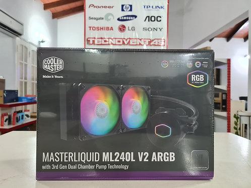 Hydro  Cooler Master MasterLiquid ML240L V2 ARGB
