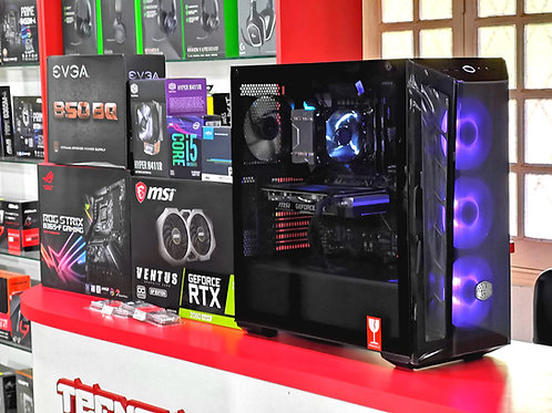 PC Gaming i5-9600KF + 8GB RTX 2060 Super MSI VENTUS