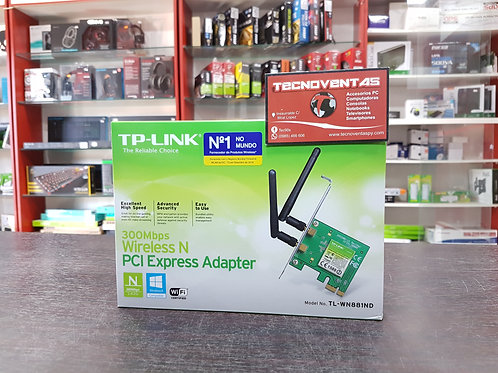 PCI Express Adaptador TP-LINK TL-WN881ND