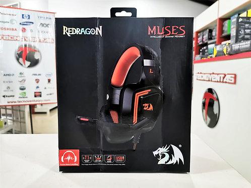 Auricular Gamer Redragon Muses H310