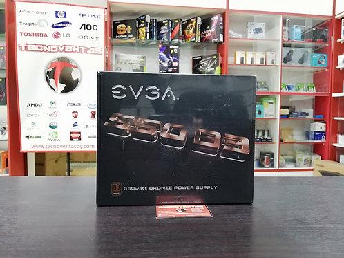 Fuente Modular 550W 80 Plus Bronce EVGA