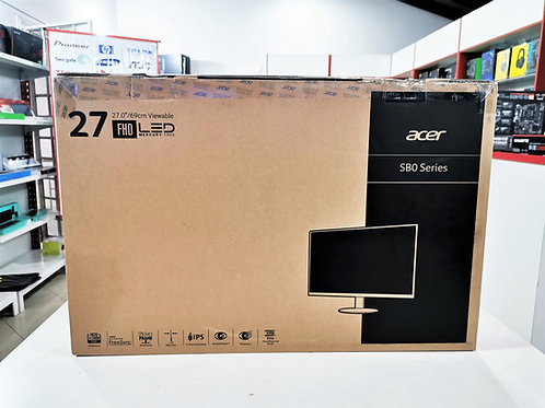 Monitor 27´´Acer SB270 Bbix